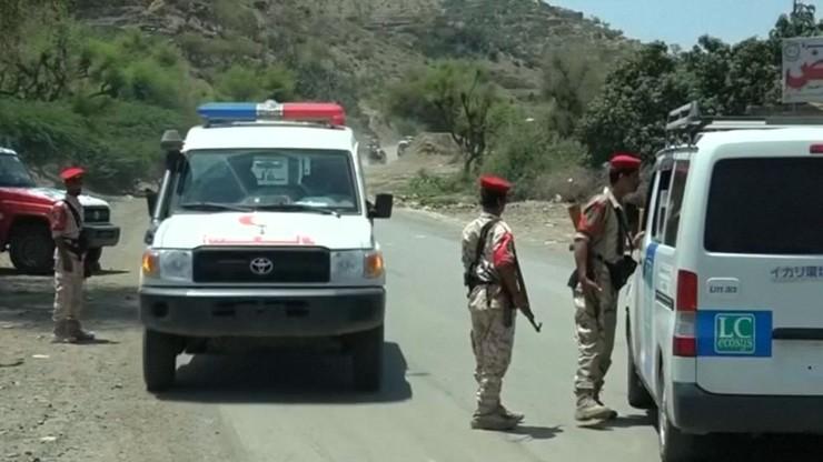 Panna młoda i 20 weselników zginęło w nalocie saudyjskich sił powietrznych