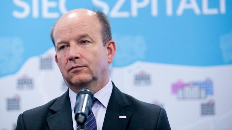 """""""Solidarność"""" zawiesza dialog z ministrem Radziwiłłem"""