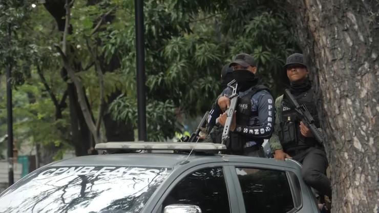 Wenezuela. W dwudniowych starciach policji z gangami zginęło co najmniej 26 osób