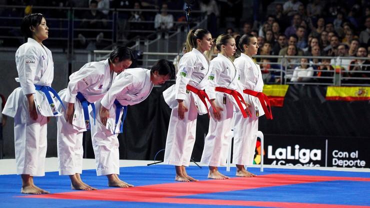 Polska gospodarzem mistrzostw świata w karate