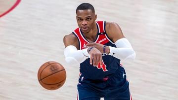 NBA: Rekordowe pięć triple-double w jednej kolejce