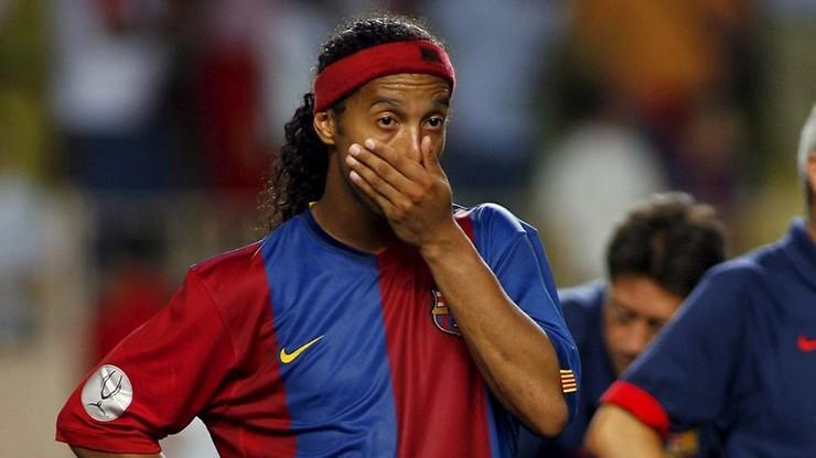 Syn Ronaldinho dołączył do klubu ukrywając swoją tożsamość