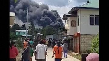 Katastrofa samolotu na Filipinach. Wzrosła liczba ofiar. 92 osoby na pokładzie