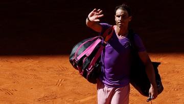ATP w Madrycie: Nadal odpadł w ćwierćfinale