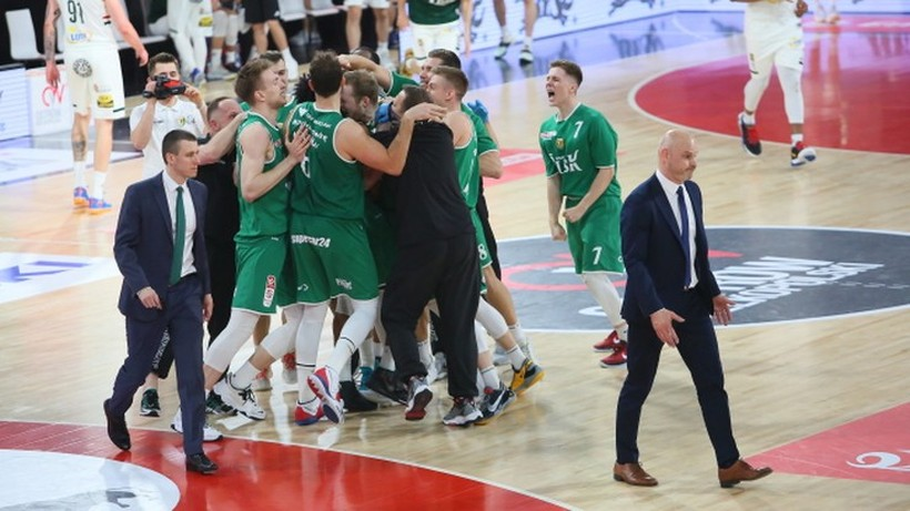 PE koszykarzy: Śląsk Wrocław poznał grupowych rywali
