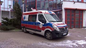 Zmarło niemowlę, które z urazem głowy trafiło do szpitala. O spowodowanie śmierci dziecka podejrzana jest matka