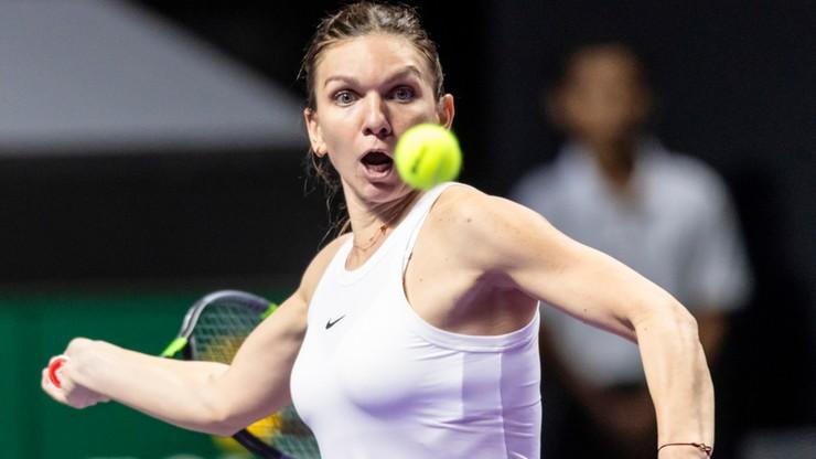 WTA Finals: Zwycięstwa Switoliny i Halep w grupie