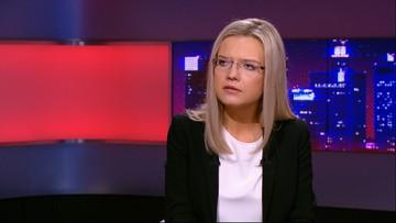 Wassermann: jestem zafascynowana Jarosławem Kaczyńskim