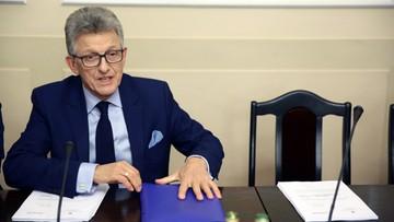 """""""Kariera oparta na kłamstwie"""" - opozycja o Piotrowiczu. I żąda konsekwencji wobec niego"""