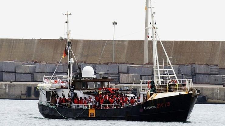 Zablokowany przez Salviniego statek z migrantami zawinął na Sycylię