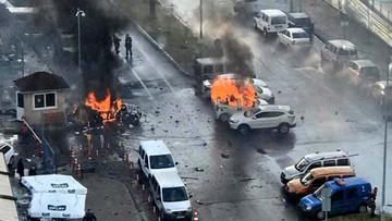18 aresztowanych w związku z zamachem w Izmirze