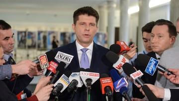 Petru: 100 dni rządu to czas chaosu i koszmaru