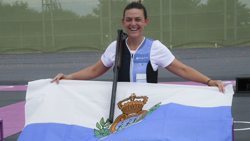 Tokio 2020: San Marino najmniej zaludnionym krajem z medalem