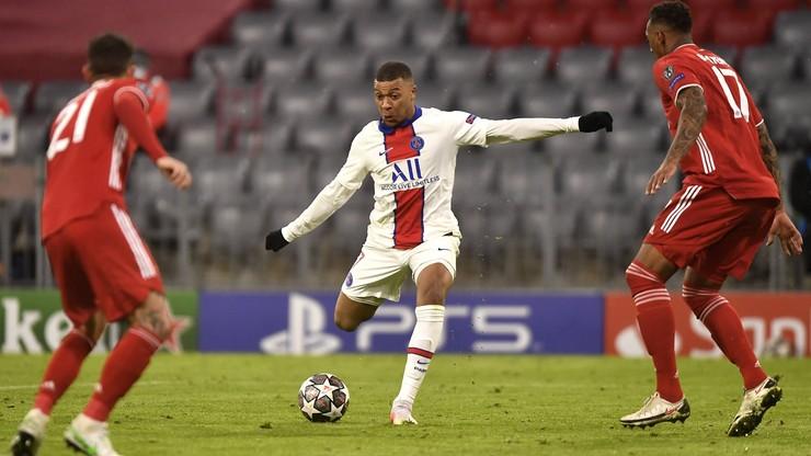 Liga Mistrzów: Paris Saint-Germain - Manchester City. Relacja i wynik na żywo - Polsat Sport