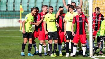 Fortuna Puchar Polski: Jaguar nie przebrnął przez Puszczę