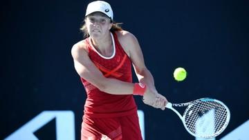 WTA w Adelajdzie: Kwalifikantka rywalką Igi Świątek w drugiej rundzie