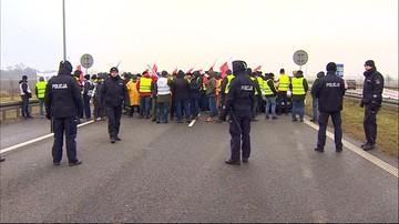 Koniec blokady A2. Rolnicy stawiają warunki ministerstwu