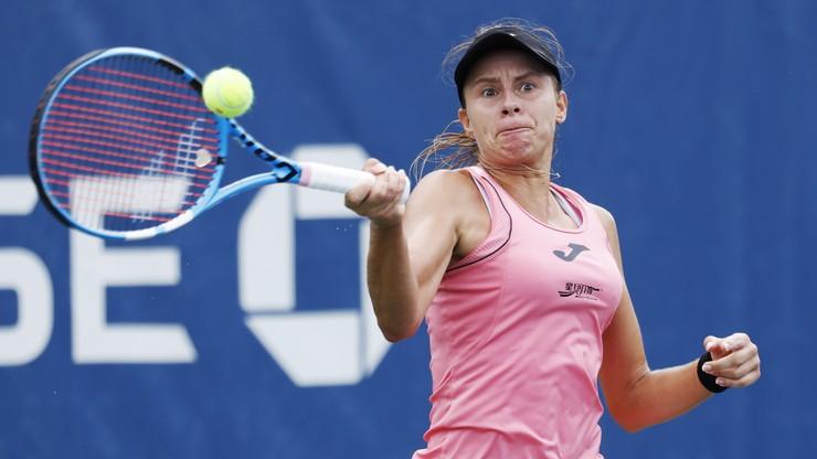 US Open: Linette odpadła w trzeciej rundzie