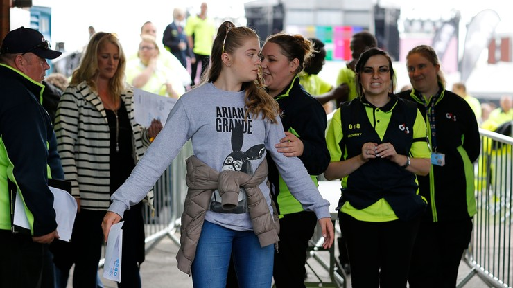 Manchester nie rezygnuje w charytatywnego koncertu Ariany Grande. Mimo zamachu w Londynie