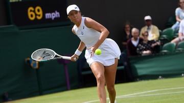 Wimbledon: Świątek pożegnała się z turniejem