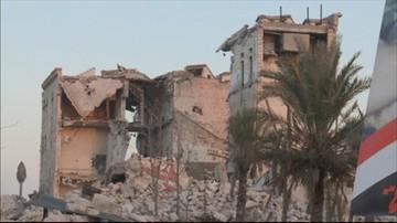 W nalocie sił powietrznych w Syrii zginęli bojownicy Al-Kaidy