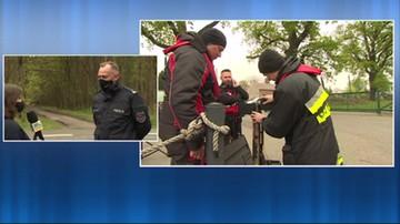 Ratownicy znaleźli ciało w Odrze w Lubuskiem. Tragiczny finał poszukiwań nastolatków