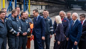 Premier otworzył pierwszą od 25 lat nową kopalnię węgla