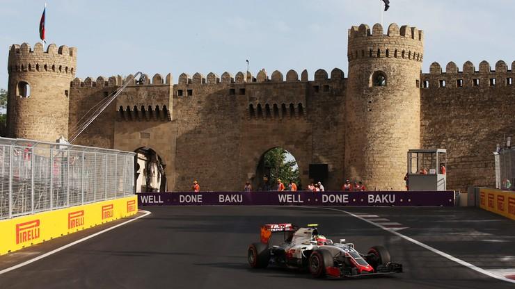 Formuła 1: Wyścig na ulicach Baku po raz czwarty w historii