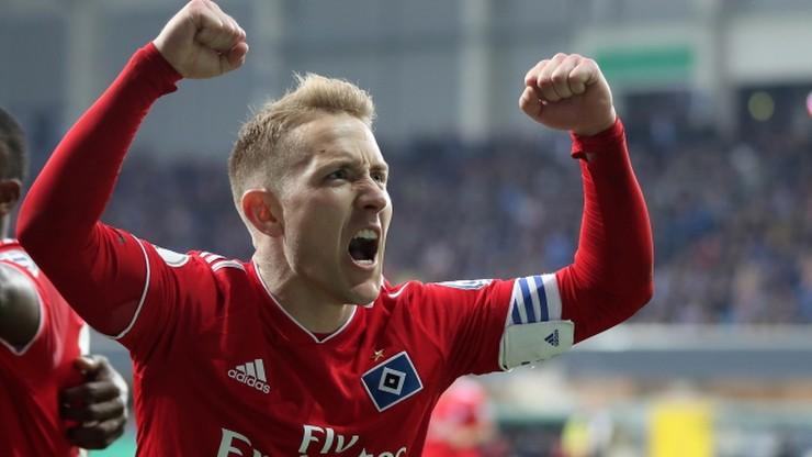 Puchar Niemiec: Hamburger SV i RB Lipsk w półfinale
