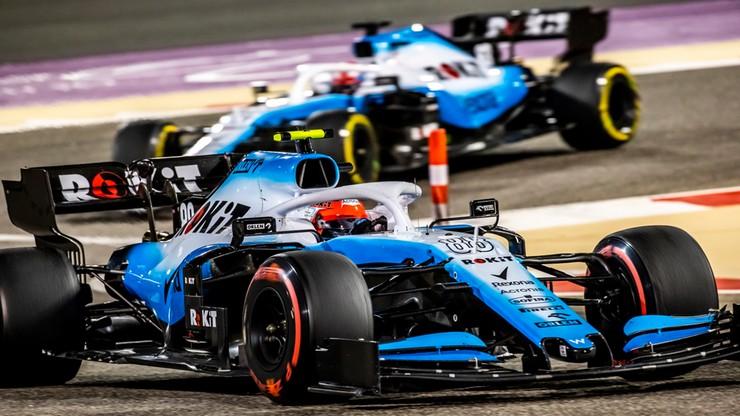 Formuła 1: Kubica daleko na testach. Najszybszy Verstappen