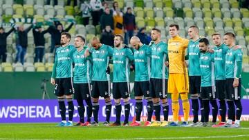 Piłkarze Legii doszli do porozumienia w sprawie obniżki pensji
