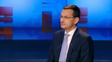 Morawiecki o 500+: to priorytet; nie będzie problemów