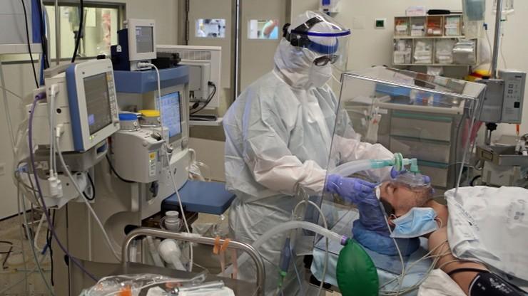 Epidemia koronawirusa w Europie. Gdzie jest najwyższy wskaźnik umieralności?