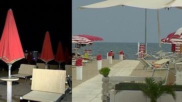 Przywódca bandy, która zgwałciła Polkę na plaży w Rimini będzie błyskawicznie osądzony. Proces we wtorek