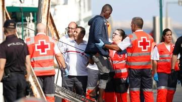 Kolejni migranci uratowani na Morzu Śródziemnym. Padł dobowy rekord tego roku