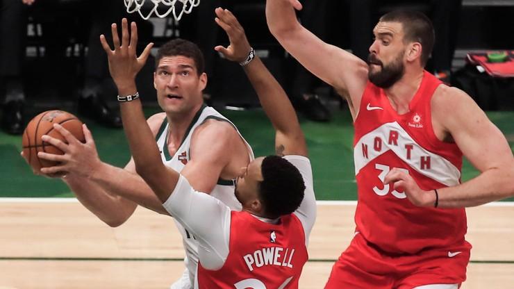 NBA: Raptors o krok od wielkiego finału