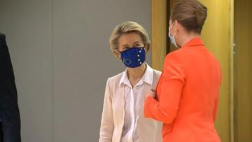 Pandemia w Europie. Szefowa KE: osiągnęliśmy cel szczepień