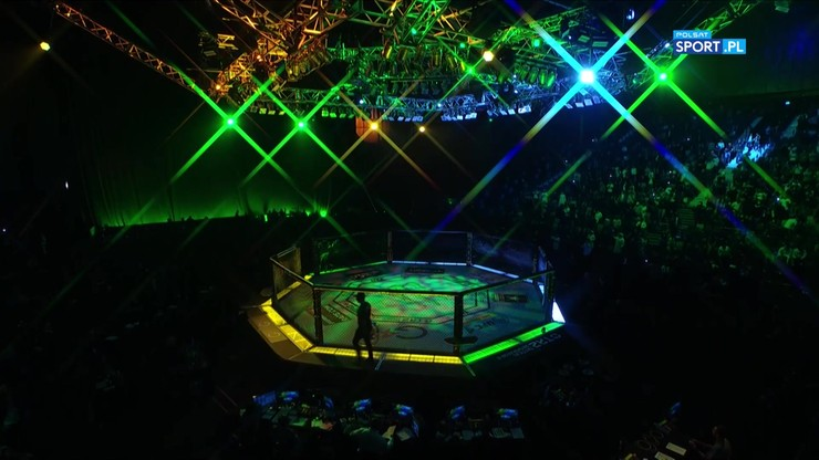 UFC 257: Powrót Conora McGregora po rocznej przerwie! Tak został przywitany przez kibiców