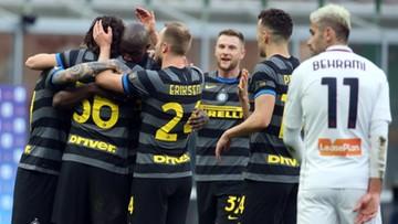 Serie A: Inter Mediolan nie zwalnia tempa