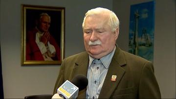 """""""Będę zachęcał do pomocy, aby skończyć z tym rządem"""". Lech Wałęsa popiera wpis Tuska"""