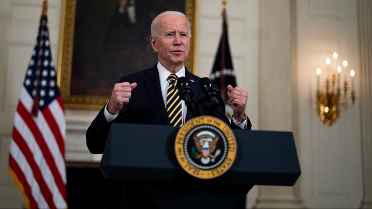 Naloty wojsk USA w Syrii. Pierwsze za prezydentury Joe Bidena