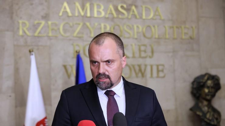 Kumoch: wśród tematów spotkania Duda-Zełenski - kwestie NS2, granic z Białorusią i polskiej oświaty