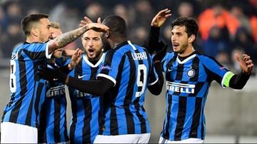 Inter Mediolan pierwszym półfinalistą Ligi Europy
