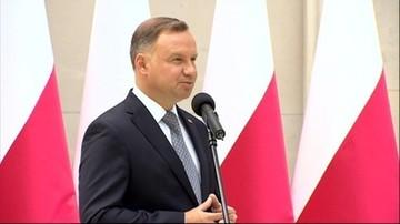 Prezydent Andrzej Duda pogratulował Joe Bidenowi