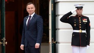 Andrzej Duda rozmawiał z Barackiem Obamą. Tematem m.in. Trybunał Konstytucyjny