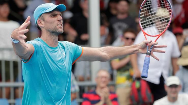 Australian Open: Rywal Hurkacza najstarszym zwycięzcą meczu od... ponad czterdziestu lat