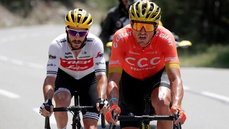 Wirtualny Tour De France: Francuz Julien Bernard zwycięzcą drugiego etapu