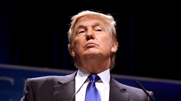 """""""Każdy mógł włamać się do serwerów"""". Trump o ingerencji w wybory w USA"""