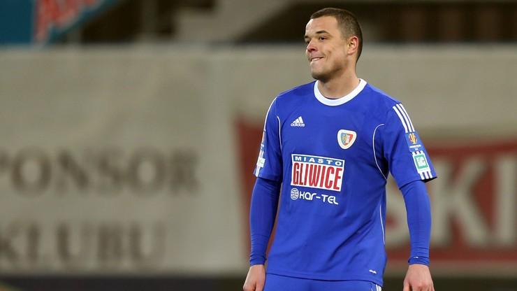Janczyk nie jest już piłkarzem Odry Wodzisław. Piłkarz nie stawił się na treningu