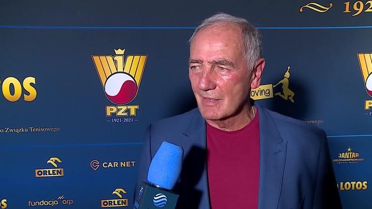 Karol Strasburger: Z wiekiem gram coraz lepiej w tenisa. Skoro ja mogę grać, inni też mogą